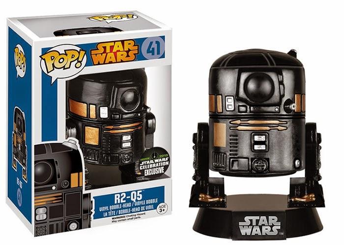 Funko Pop! R2-R9