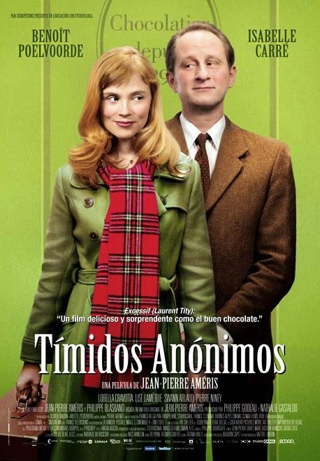 Ver Timidos anonimos (2011) online