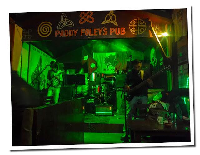 Paddy foleys pub Kathmandu