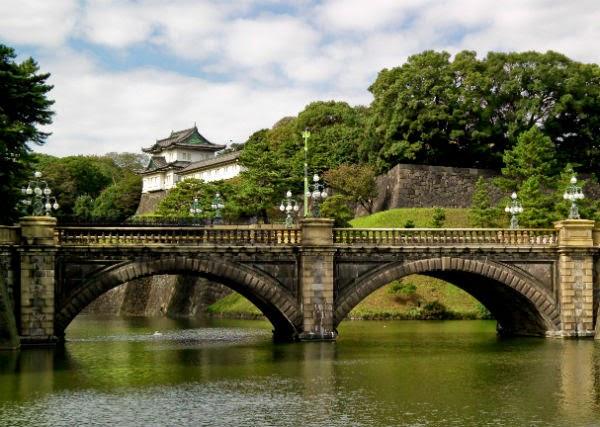 wisata jepang Tokyo Imperial Palace