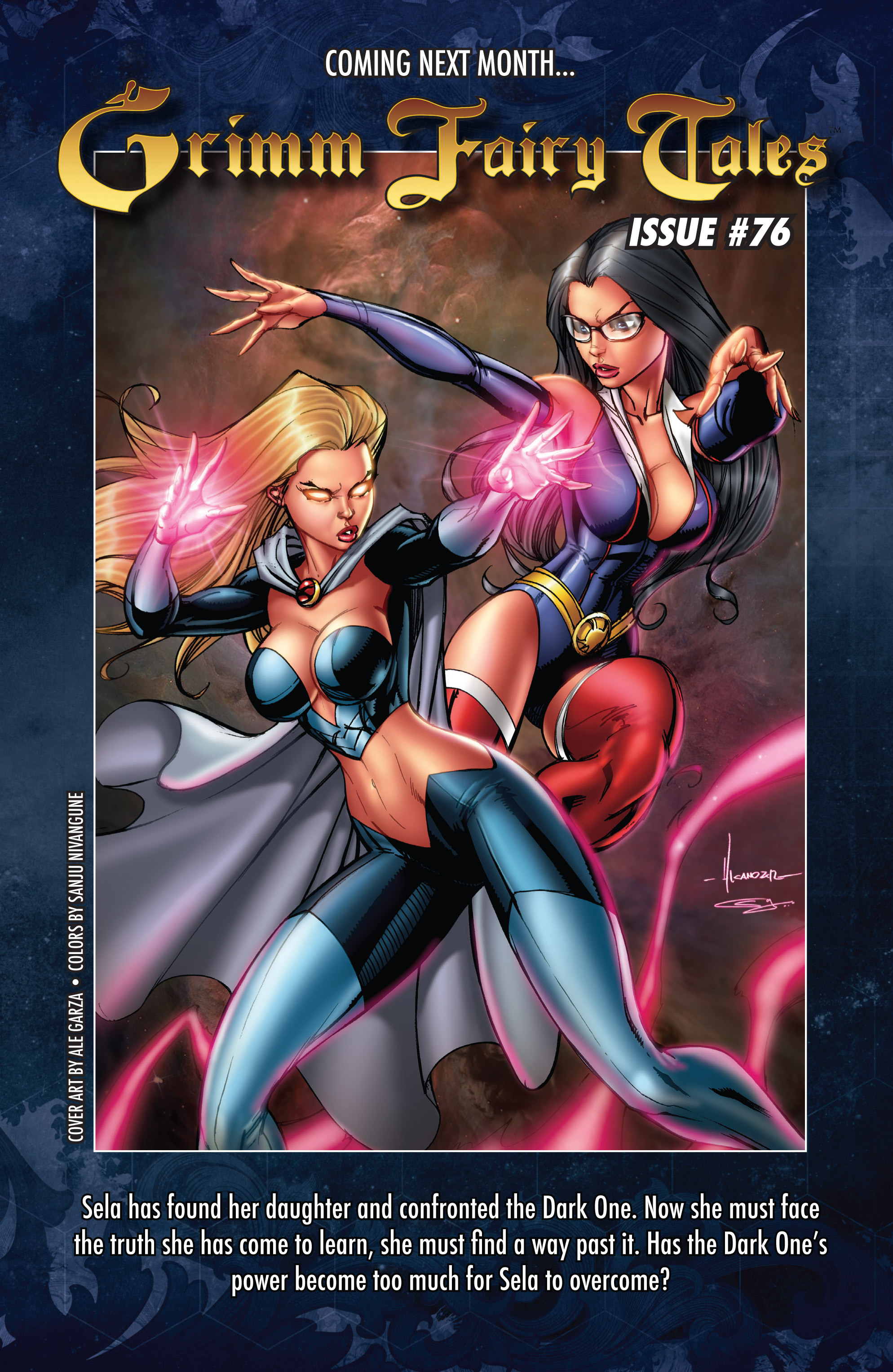 Grimm Fairy Tales (2005) Issue #75 #78 - English 41