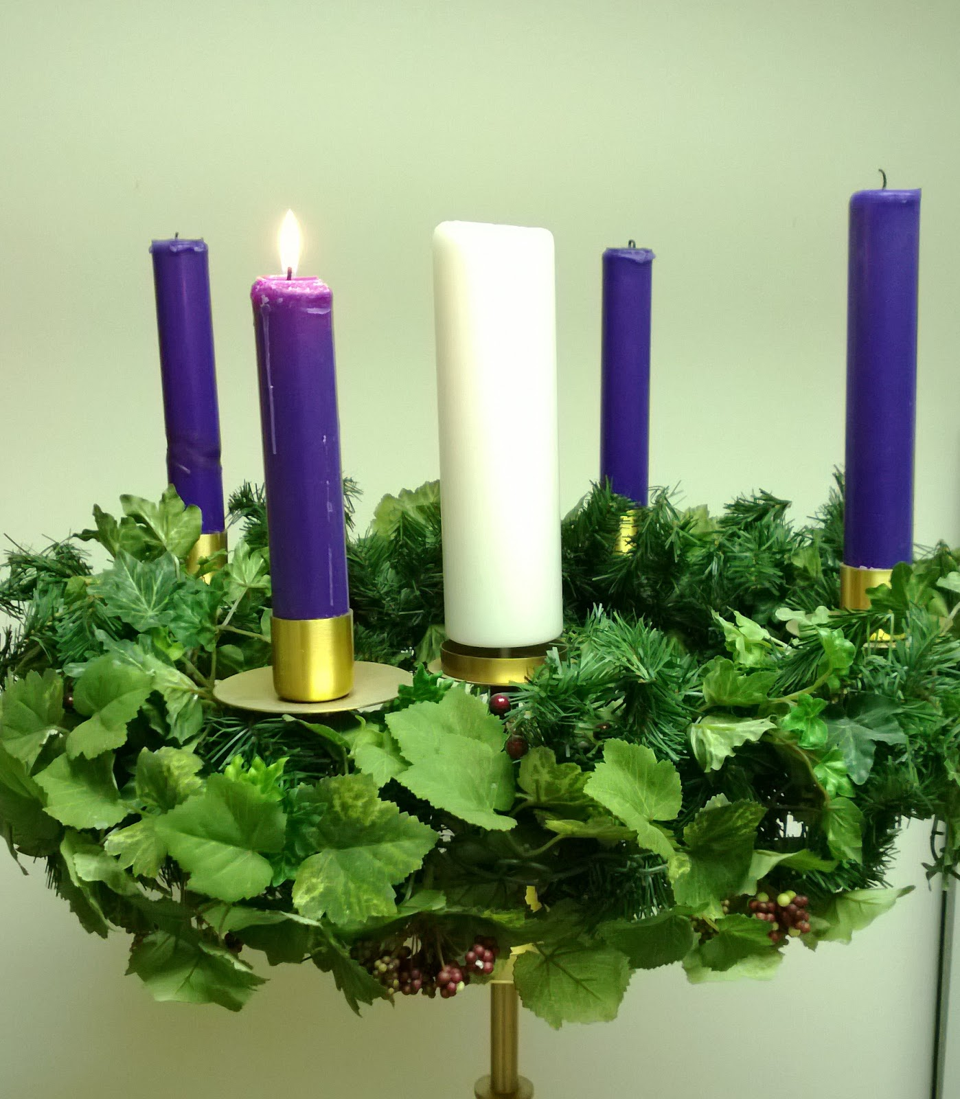... With Children: Year C - First Sunday of Advent (November 29, 2015