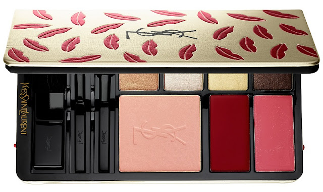 Yves Saint Laurent Kiss & Love Edition Complete Make-Up Palette