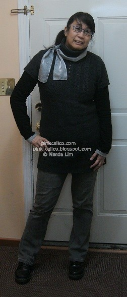 Pink Calico - Dex Tunic Sweater