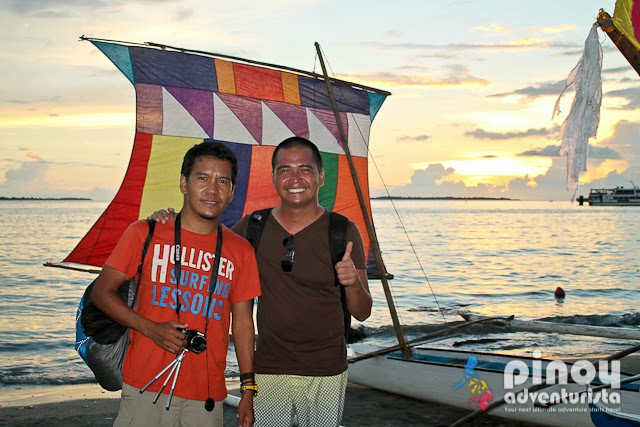 Vinta Sailing at Paseo del Mar in Zamboanga City