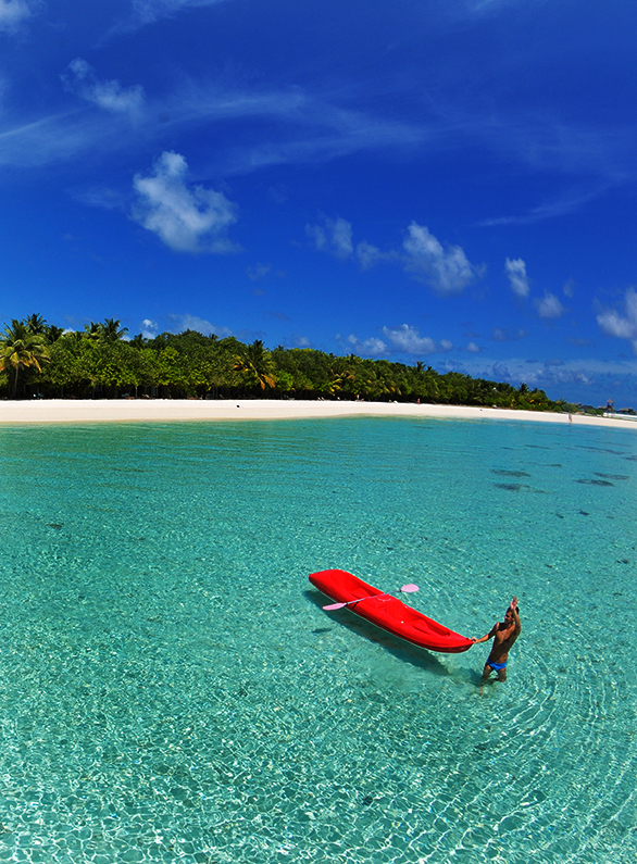 Download this Maldives Paradise Island Resort And Spa Lankanfinolhu picture