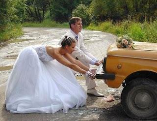 casamento atribulado