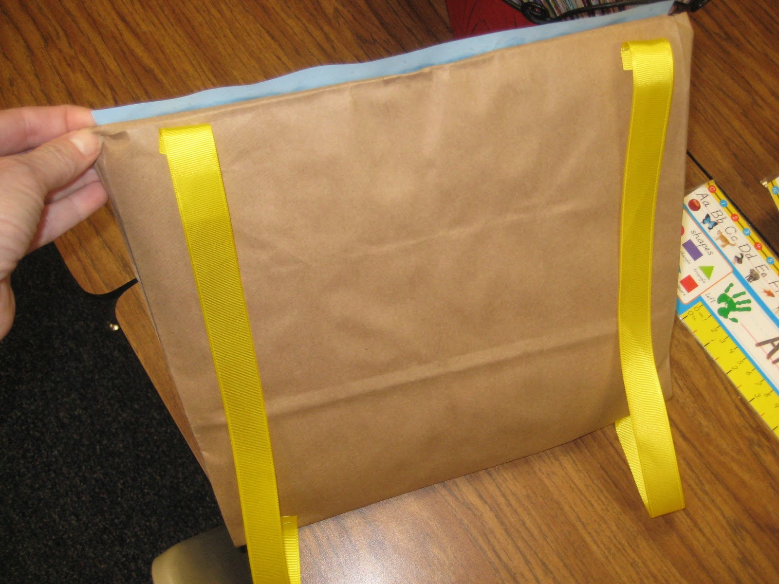 book report in a bag first grade The other first grade teacher approached me last week about having the students complete a book report at home she thought a paper bag book report would be perfect for the firsties to get their feet wet in the world of book reports.