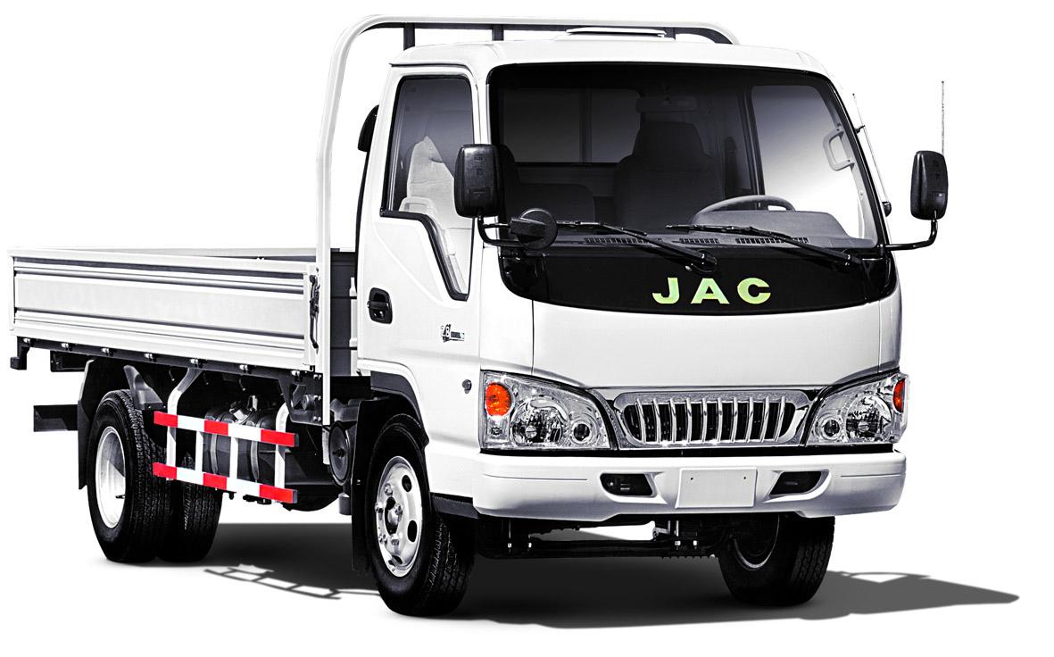 Camiones JAC presenta cuatro nuevos modelos