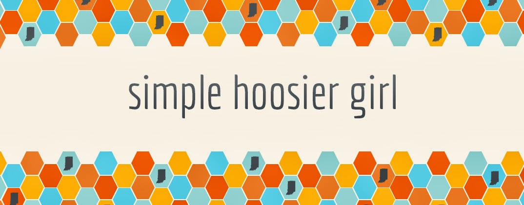 simple hoosier girl