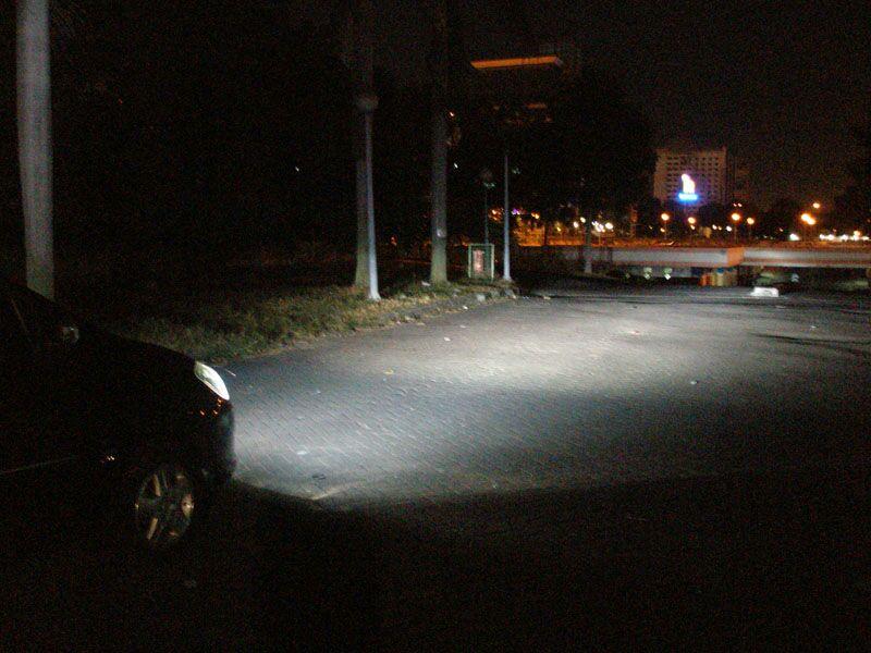 Lampu HID Mobil Lightning BOLT