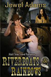 Riverboats and Rainbows by Jewel Adams