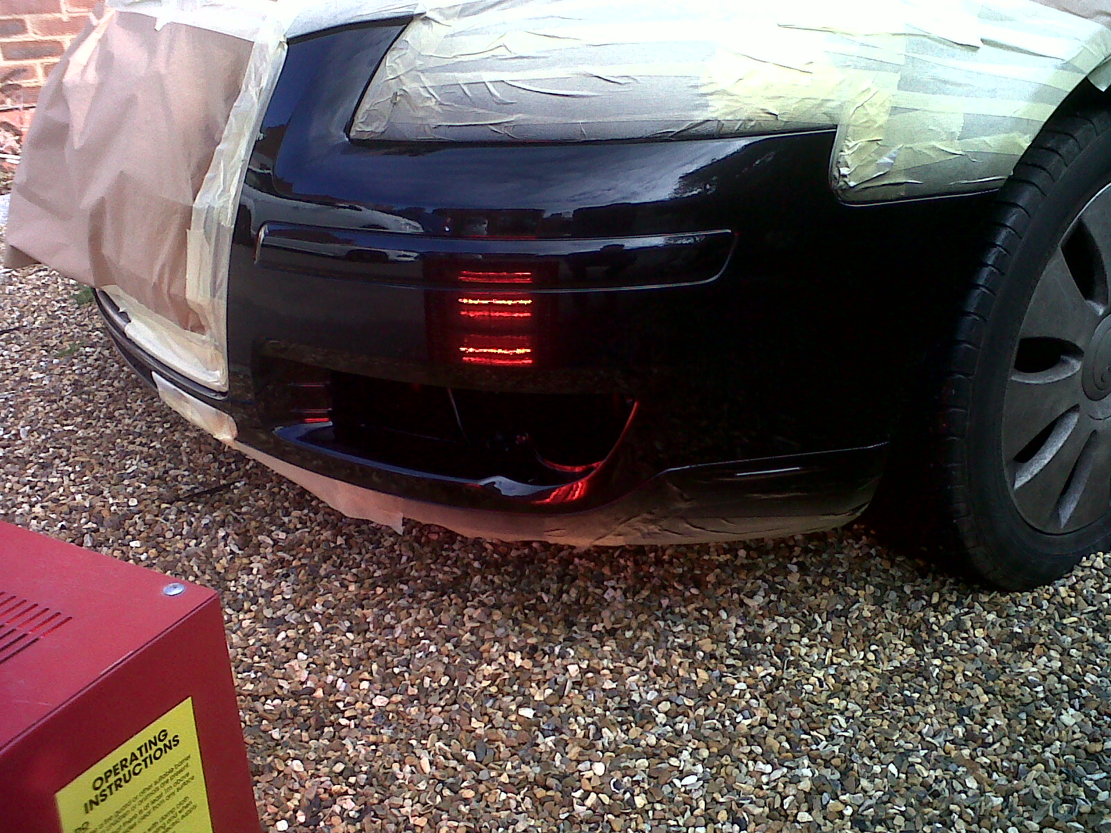 Car scratch repair south east london