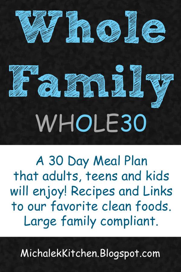 Whole Family Whole30
