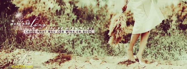 Ảnh bìa Facebook tình yêu đẹp, buồn mới nhất - Cover FB love timeline, mong nhớ lặng trôi về miền ký ức