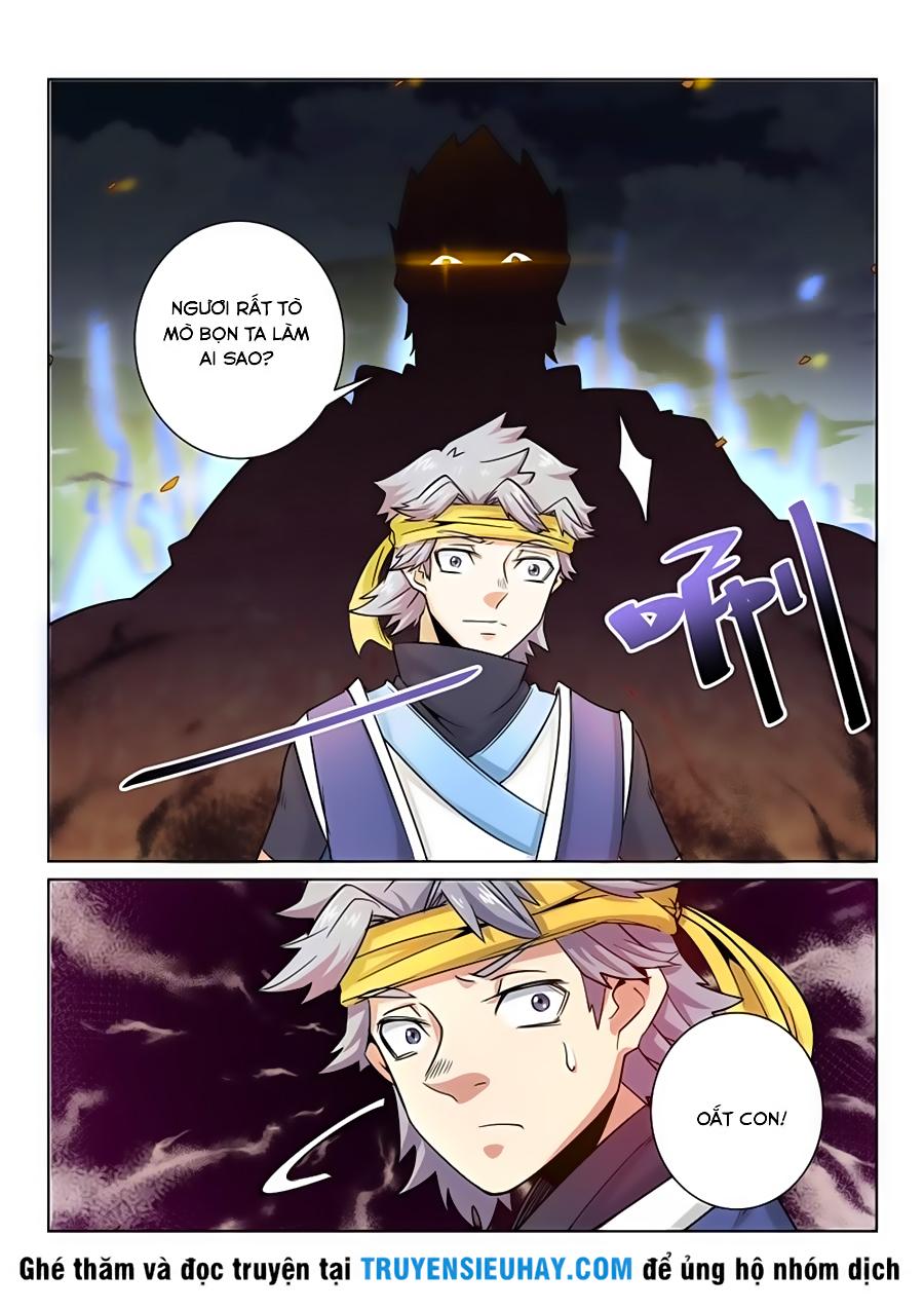 Tuyệt Thế Yêu Đế - Chap 16