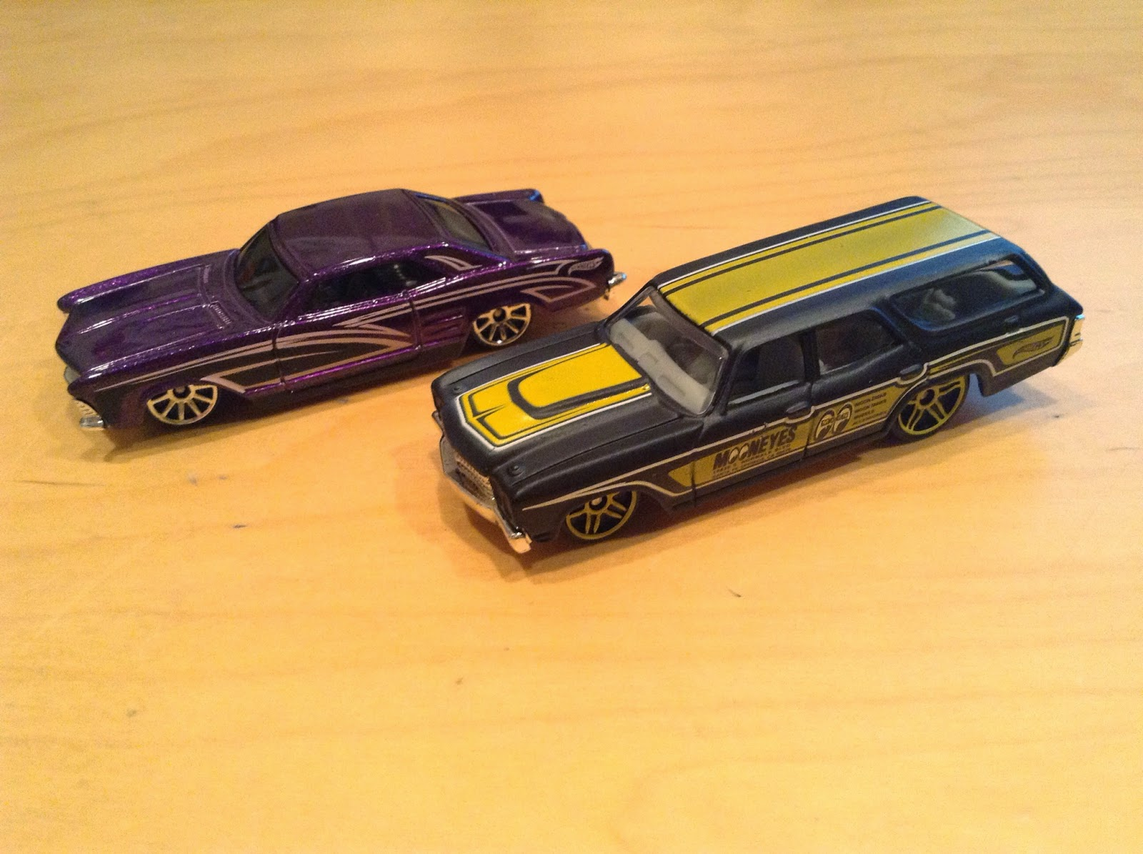 julian's hot wheels blog: '64 buick riviera & '70 chevelle ss wagon