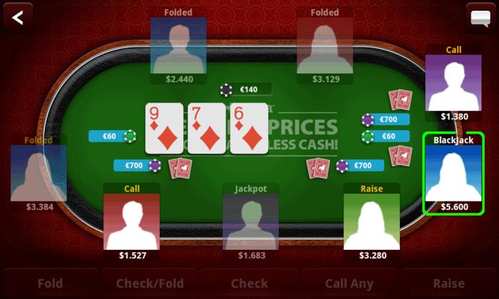 Jogos de poker online dinheiro real