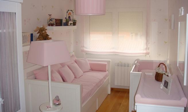O Blog d A Janelinha Ideias par decorar o Quarto do seu Bebé ~ Quarto Rosa Fotos