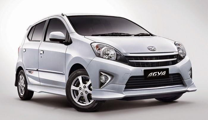Toyota Agya 2014 Lebih Keren dengan Wiper