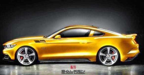 2015 Saleen 302 Mustang Review