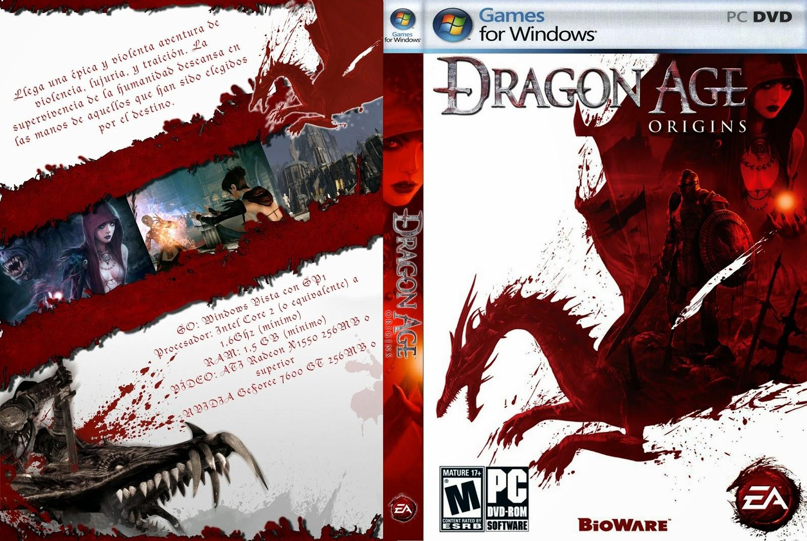 baixar Dragon Age 1