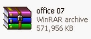 Cara Mengatasi Error Saat Install Mikrosoft Office 2007