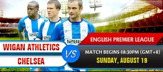 Wigan vs. Chelsea Match Preview  English+premier+league+-+2