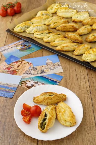 Pastizzi - maltańskie pyszności