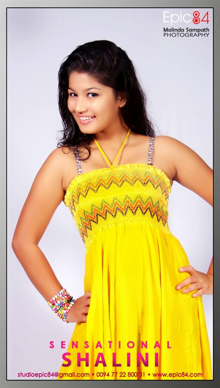 SHALINI yellow