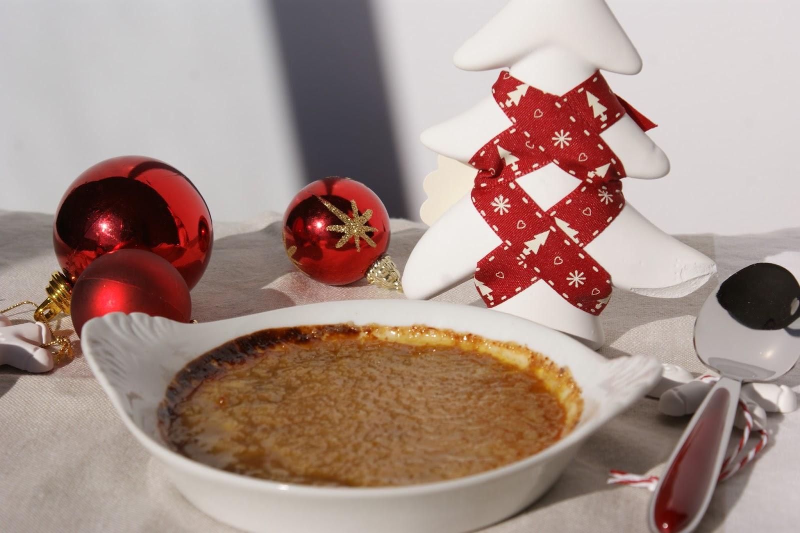 Crème brûlée de foie gras au Monbazillac