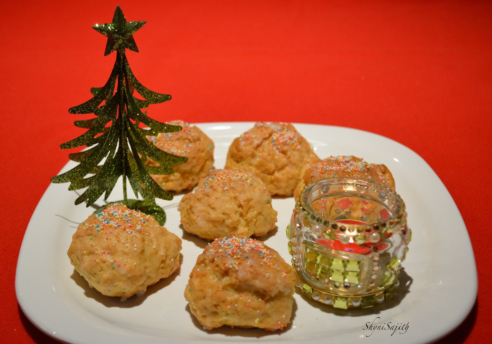 My Cooking Experiments Italian Christmas Cookie
