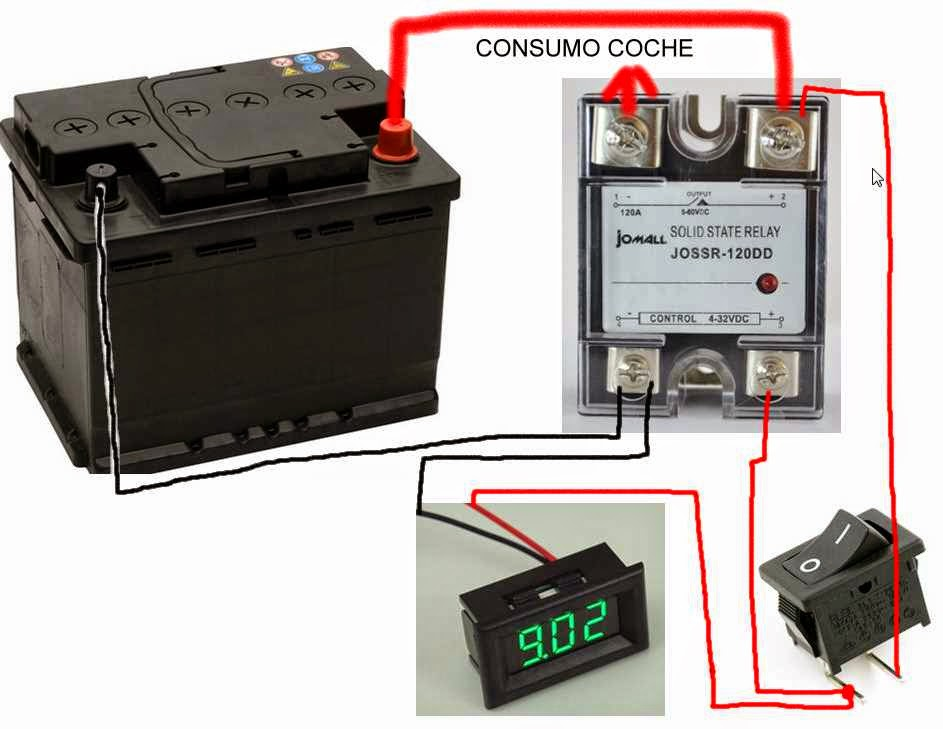 Car Battery Test Numbers