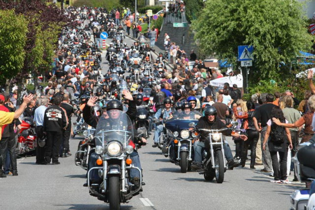 16° appuntamento European Bike Week.
