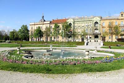 Fontana - Tomislavov trg