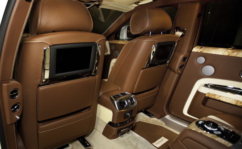 Automobiles The New Rolce Royce Ghost