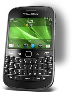 Blackberry Bold Touch 9900 and 9930 Introduced