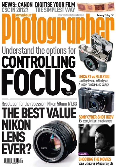 Amateur Photographer 23 July 2011 UK pdf, magazine Amateur Photographer 23 ...