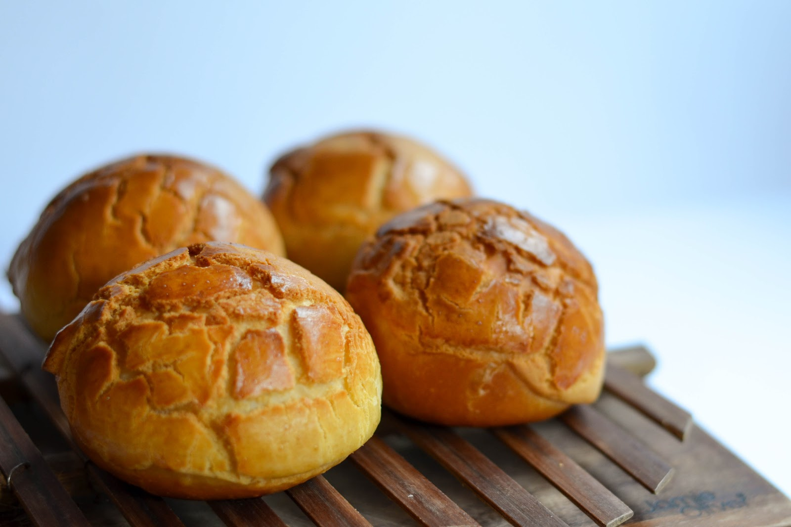 How to fix the sick with pineapple buns (Po lo bao) | The moonblush ...