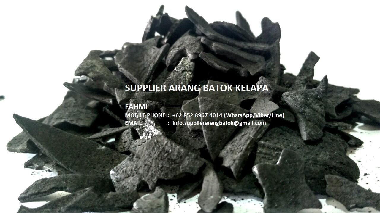 Produk Kami Supplier Arang Batok Kelapa