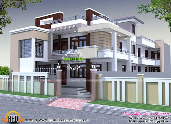 40x70 house plan in India