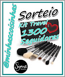 Sorteio Sigma Beauty