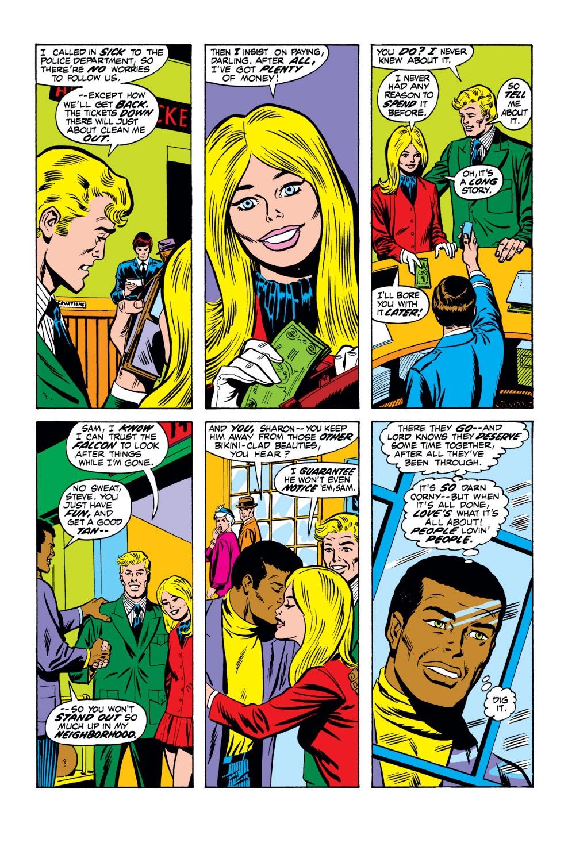 Captain America (1968) Issue #153 #67 - English 13