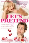 Click cover to purchase Let's Pretend
