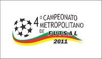 Participe do Metropolitano de Futsal
