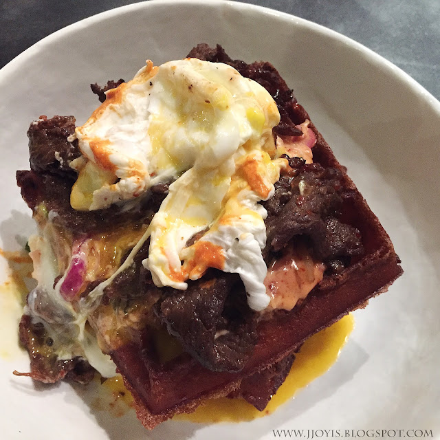 montana brew bar review pomo bulgogi beef waffles best waffles singapore