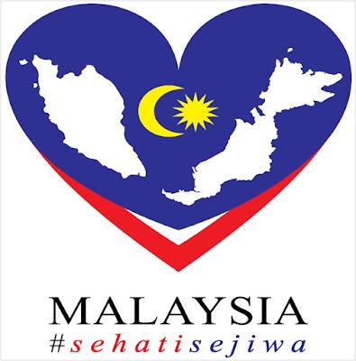#Sehatisejiwa - Tema Dan Logo Hari Kemerdekaan 2015