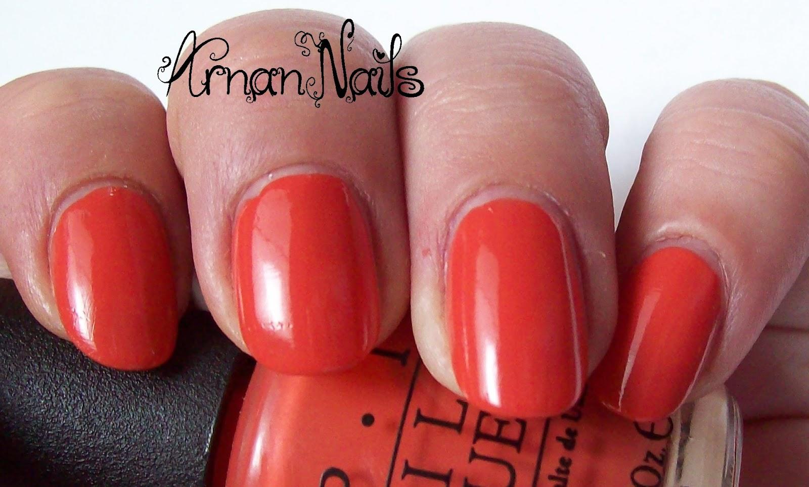 Arnan Nails: Colour Mishmash Part Deux