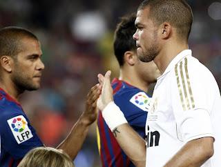 Tercer Jornada de la Liga Española