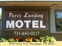 Paris Landing Motel